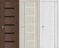 Двери ПВХ с 3D вставками фабрика AIRON